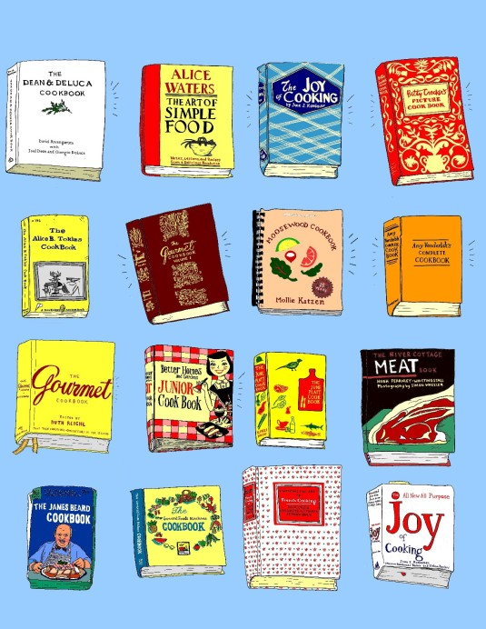 Cookbook poster small