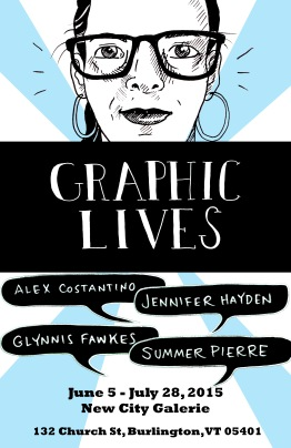 Graphic Lives-Summer