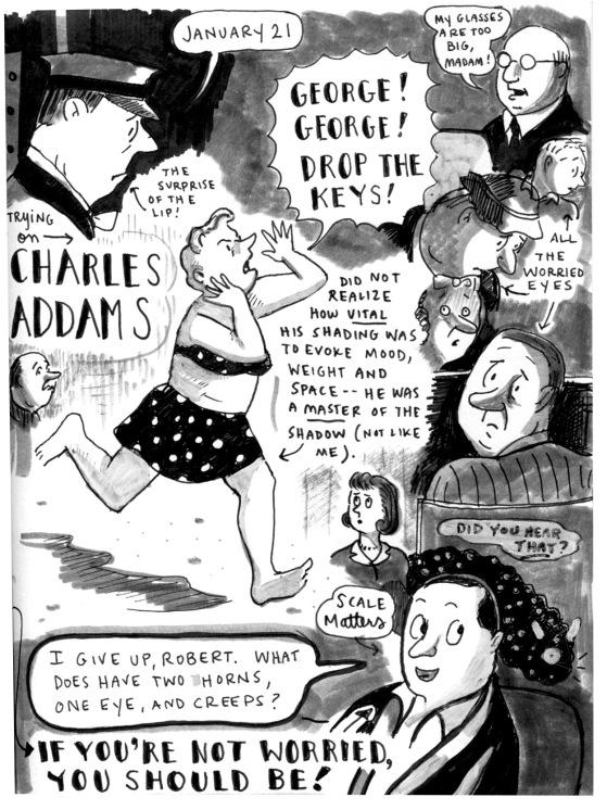 charles addams page