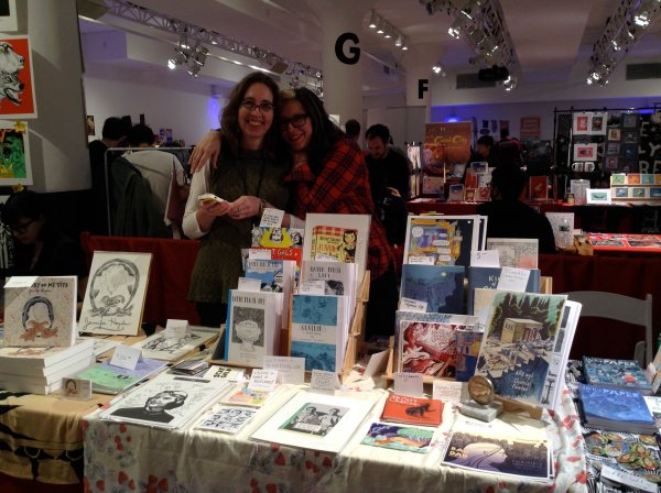 Jennifer+Hayden+and+Summer+Pierrre+MoCCAfest16