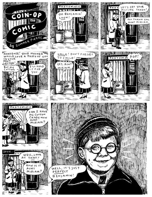 coin op comic