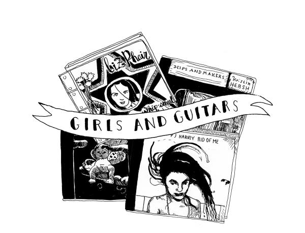 girls and guitars