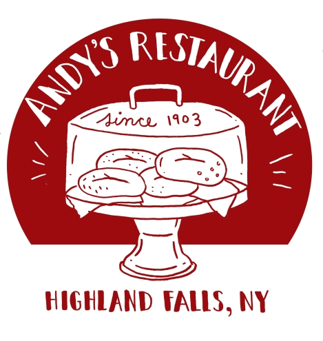 Andy's Restaurant red